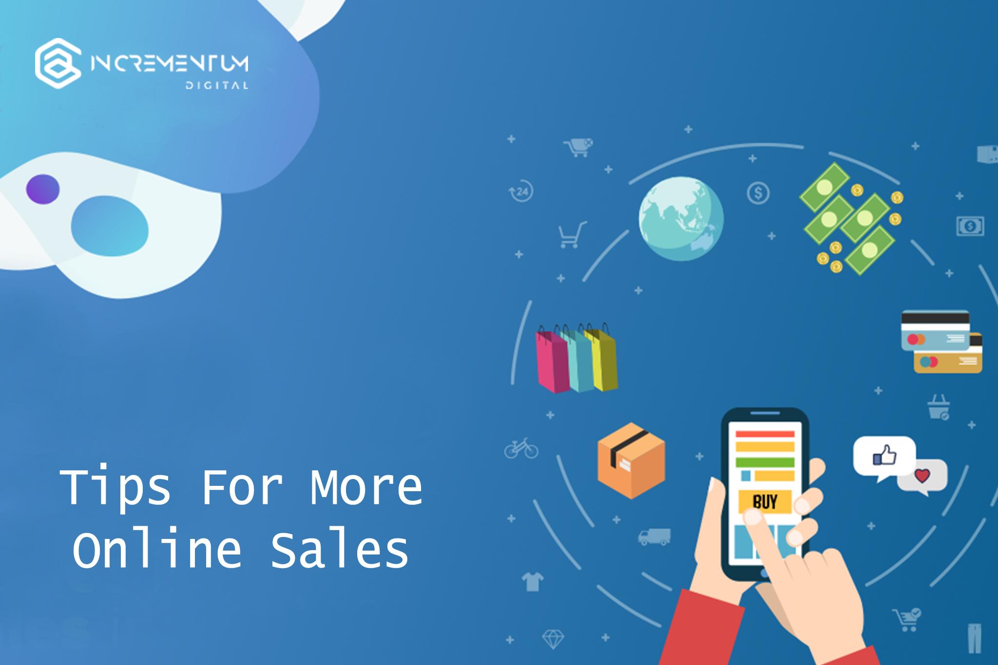 E-commerce Digital Marketing Tips for More Online Sales